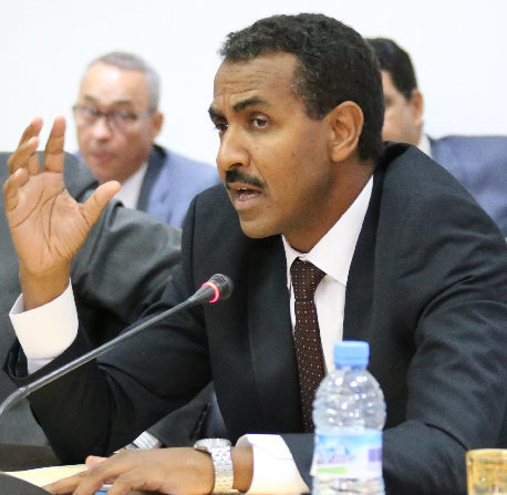 Mr Abderrahim CHAHID